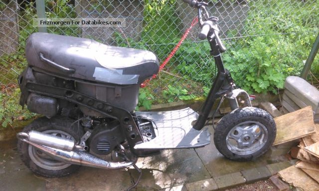 1989 Piaggio  Big Sphere nsl 50 Motorcycle Scooter photo