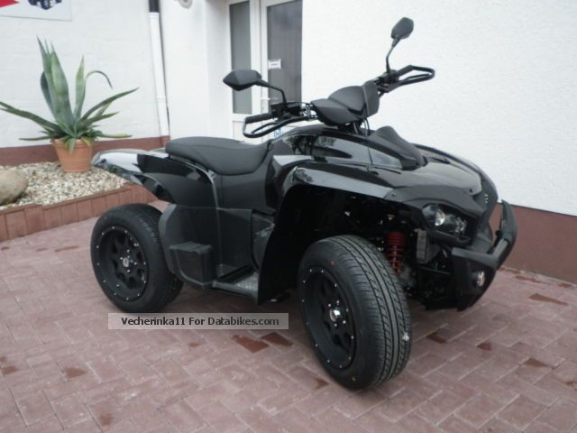 2012 Triton  700 RS \ Motorcycle Quad photo
