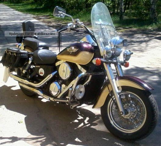 1998 Kawasaki  VNT 50D Motorcycle Chopper/Cruiser photo