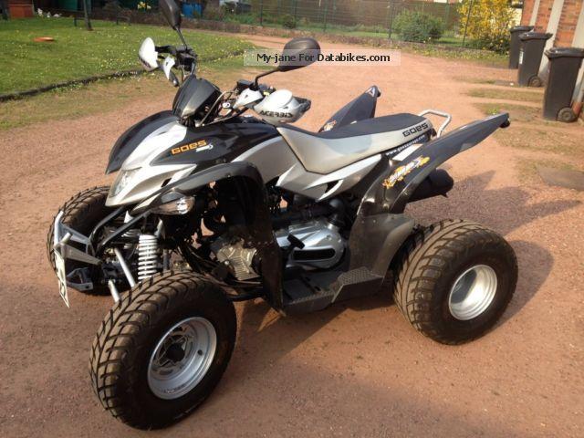 2007 GOES  300 S Motorcycle Quad photo