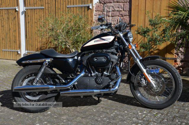 Harley Davidson  Harley-Davidson XL 1200 R Sportster Roadster 2012 Chopper/Cruiser photo