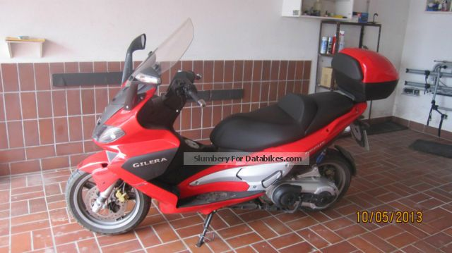 2005 Gilera  nexus Motorcycle Scooter photo