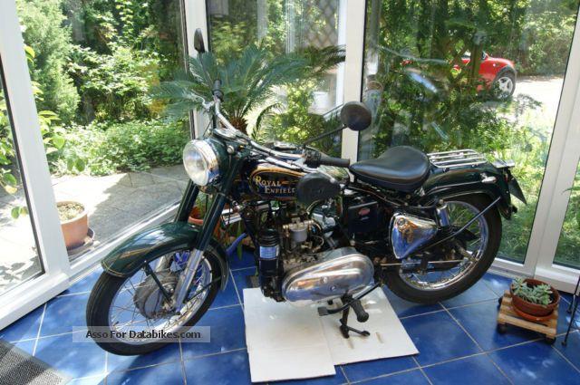 2000 Royal Enfield  Taurus Diesel Motorcycle Motorcycle photo