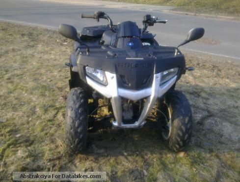 2008 Polaris  Hawkwye Sportsman 300, 4X4, quad, model 08 Motorcycle Quad photo