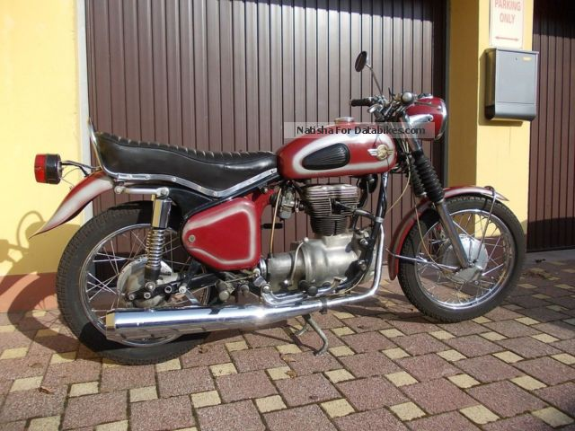 2012 Simson  AWO 425 Sports Motorcycle Motorcycle photo