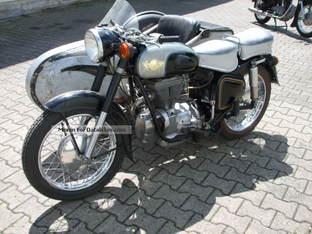 Simson  AWO 250 Sport Mod 425 1962 Vintage, Classic and Old Bikes photo