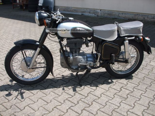 Simson  AWO 250 Sport 1962 Vintage, Classic and Old Bikes photo