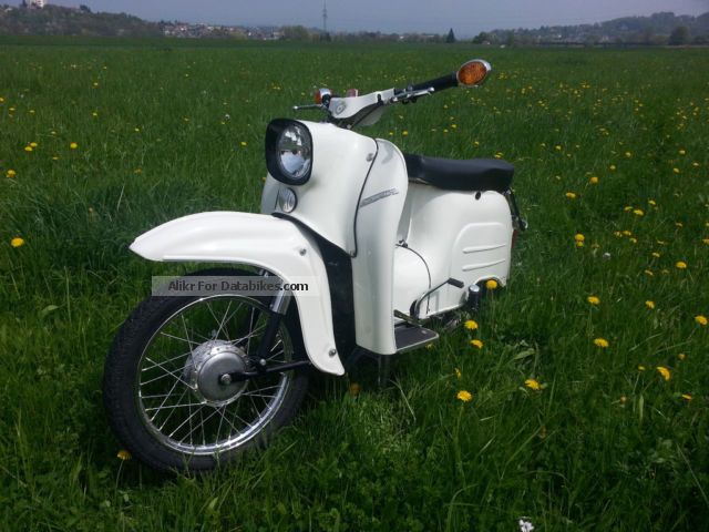 Simson  KR51/2L \ 1978 Vintage, Classic and Old Bikes photo