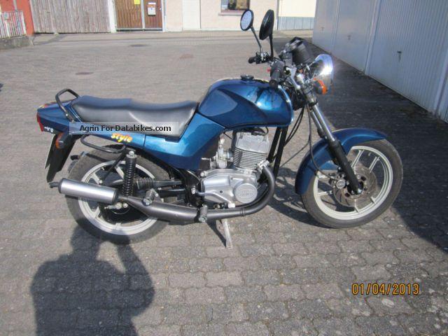 Jawa  350 640 Oelmaster 1995 Tourer photo