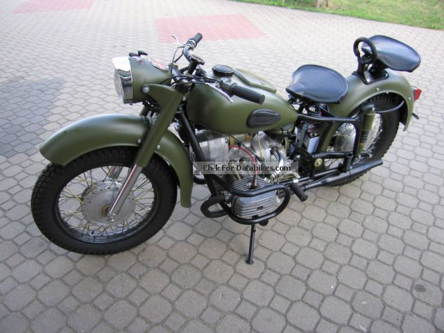 Ural  K-Solo 650 Completely restored / KMZ / Ural / Dnepr / 1970 Vintage, Classic and Old Bikes photo