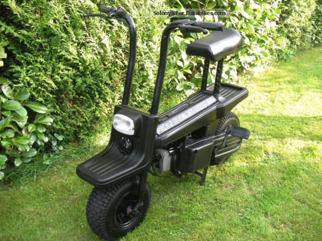 2012 Italjet  Pack 2 rare, folding scooter, folding, ähnl.Monkey Motorcycle Motor-assisted Bicycle/Small Moped photo