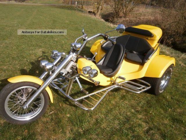 2008 Rewaco  Family Motorcycle Trike photo