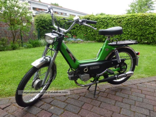 1976 Sachs  Rixe dragonfly Motorcycle Motor-assisted Bicycle/Small Moped photo