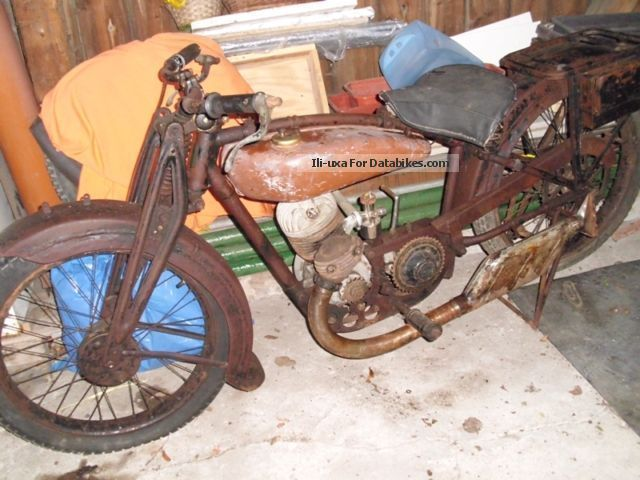 DKW  Schüttoff L 200 1929 Vintage, Classic and Old Bikes photo