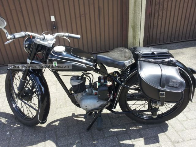 DKW  IFA 1952 Vintage, Classic and Old Bikes photo