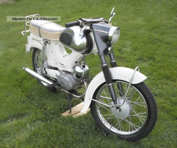 DKW  Hummel 136 Aero 1964 Vintage, Classic and Old Bikes photo