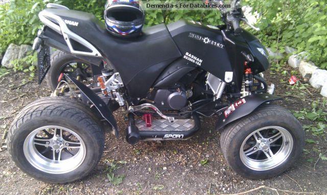2012 Bashan  300-18a Motorcycle Quad photo