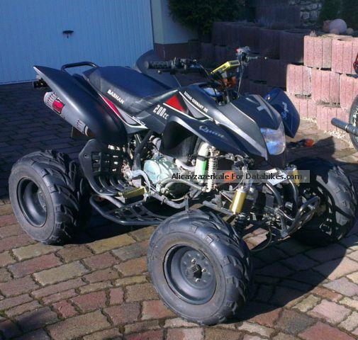 2012 Bashan  bs7 200cc Motorcycle Quad photo