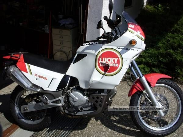 1996 Cagiva  750 Elephant Motorcycle Enduro/Touring Enduro photo