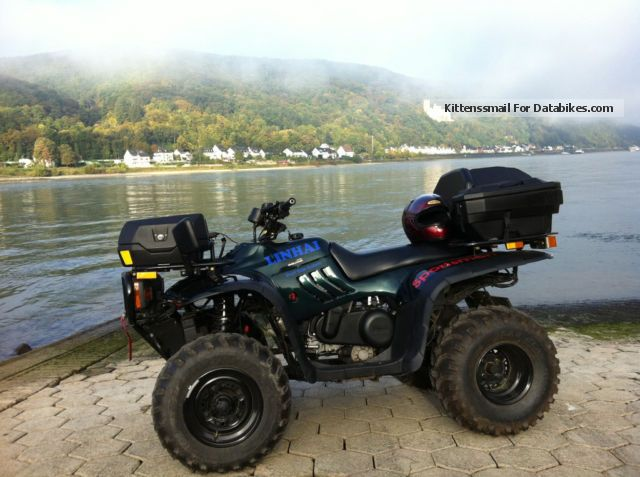 2004 Linhai  260 Motorcycle Quad photo