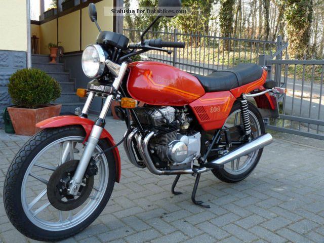 1989 Benelli  304 Motorcycle Motorcycle photo