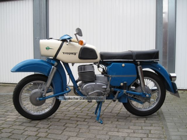 Mz  ES 175/2 1972 Vintage, Classic and Old Bikes photo