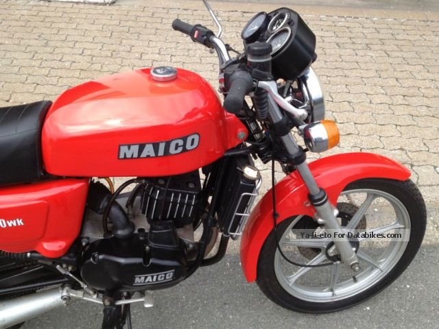 Maico  MD 250 wk 1979 Vintage, Classic and Old Bikes photo