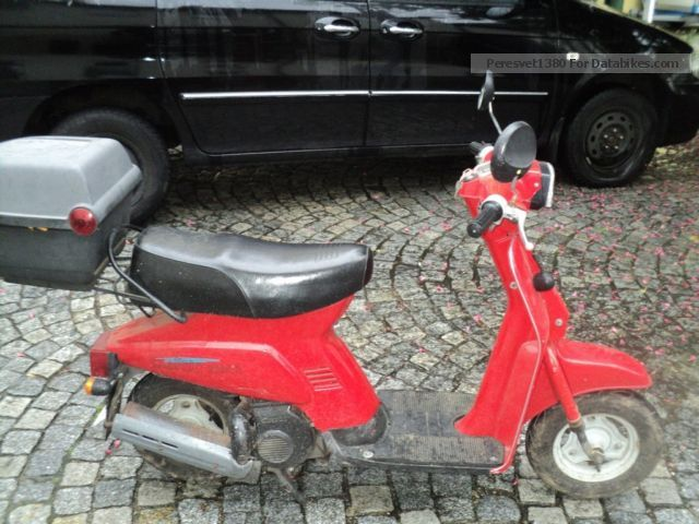Other  small roller 1995 Scooter photo