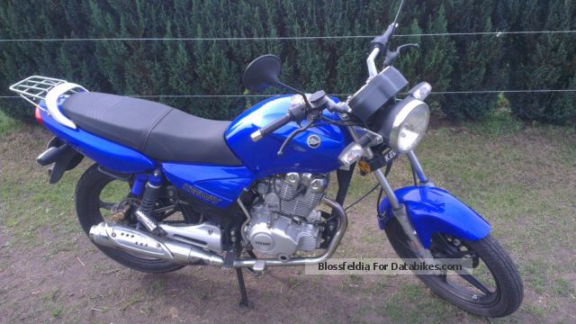 2007 Keeway  Speed ​​125 Motorcycle Motorcycle photo