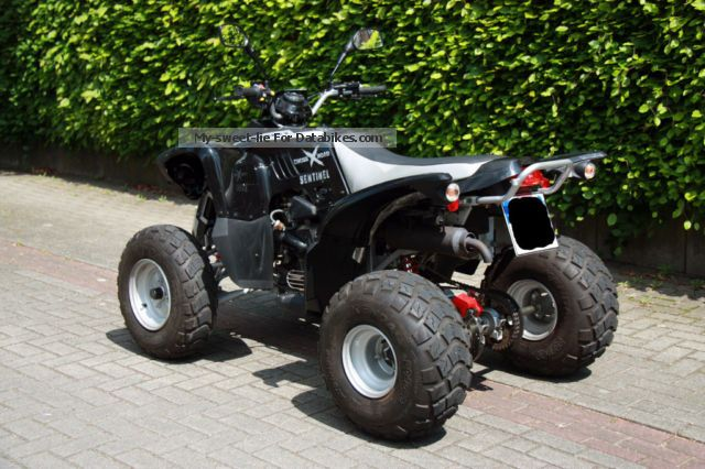 2009 Herkules  220 Sentinel in top condition!! Motorcycle Quad photo