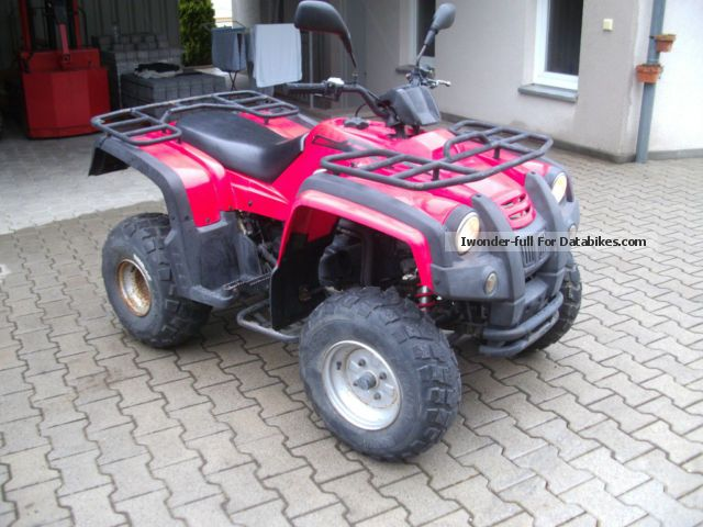 2006 Herkules  ATV-150 Motorcycle Quad photo
