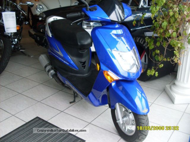 2012 Pegasus S 50 LX as First Hand only 775 km.