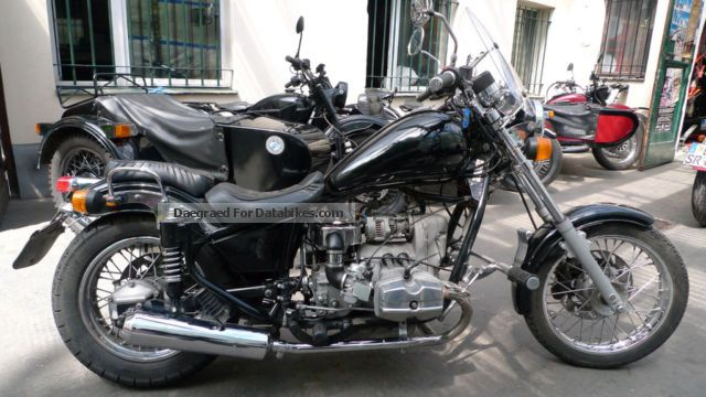 2006 Ural  Wolf Motorcycle Chopper/Cruiser photo