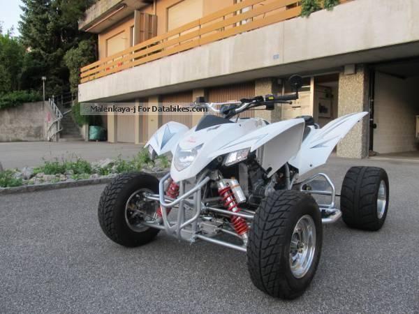 2011 SMC  520 RR Motorcycle Quad photo