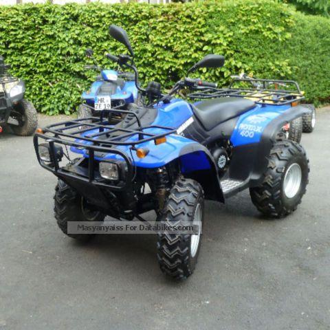 2012 Linhai  Big Ranger 260 Motorcycle Quad photo
