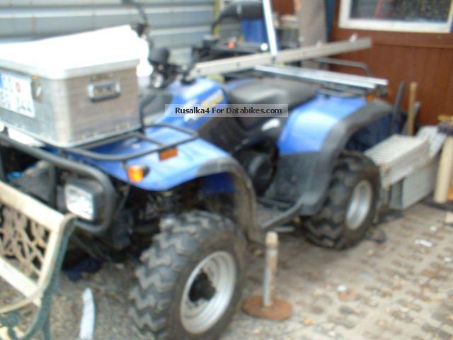 2005 Linhai  Explorer Motorcycle Quad photo