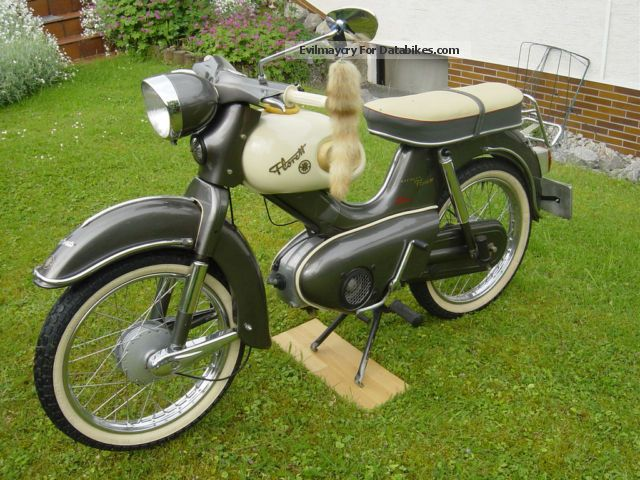 Kreidler  Foil Super 4 1965 Vintage, Classic and Old Bikes photo