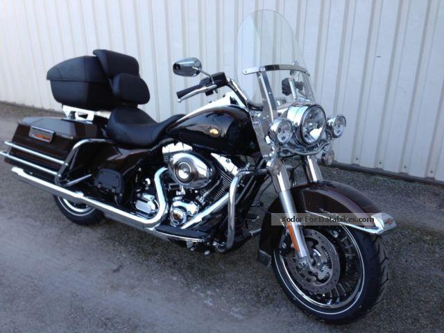 2013 Harley Davidson  Harley-Davidson Road King 110th anniversary 176 of 1750 Motorcycle Chopper/Cruiser photo