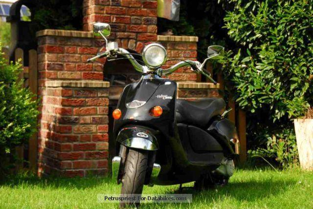 2000 Aprilia  HABANA Custom Motorcycle Chopper/Cruiser photo