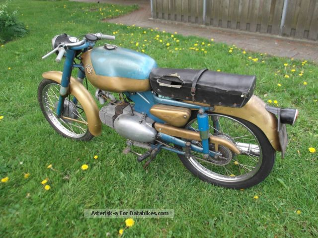 Motobi  Catria ORIGINAL CONDITION 175 CC 1959 1959 Vintage, Classic and Old Bikes photo