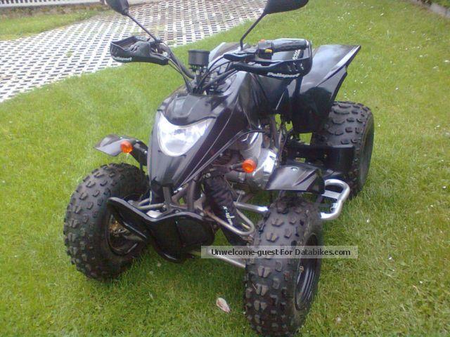 2005 Barossa  Blackhawk Motorcycle Quad photo