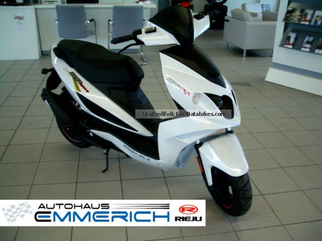 2012 Rieju  RS Sport 50 Scooter Motorcycle Scooter photo