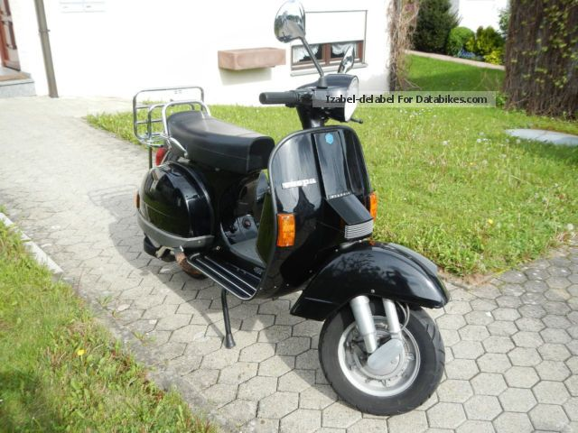 1998 vespa px 200 e gs. Black Bedroom Furniture Sets. Home Design Ideas