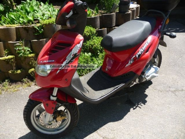 Generic  Scooter 50 2008 Scooter photo