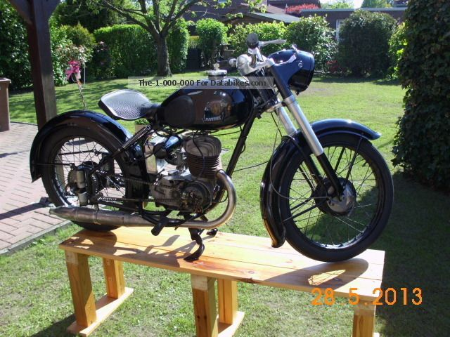 Maico  M 175 T 1956 Vintage, Classic and Old Bikes photo