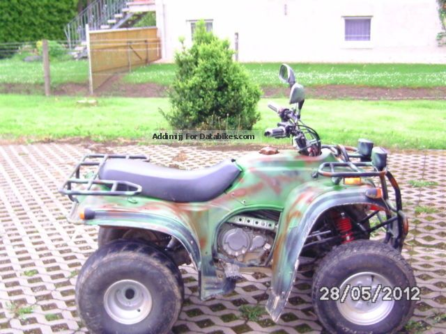 2005 Adly  300 Utility Motorcycle Quad photo