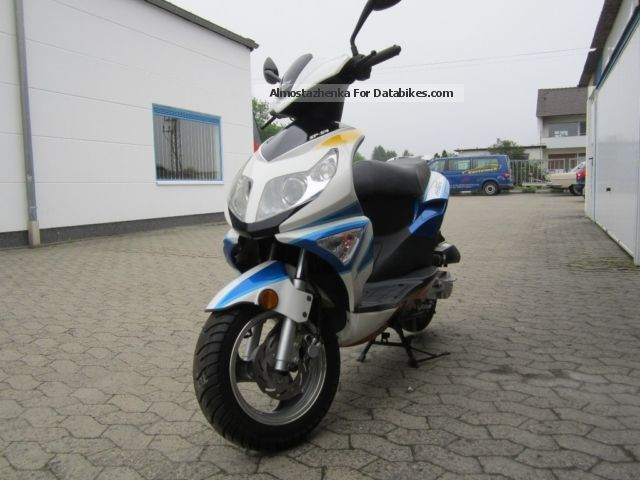 2012 Rivero  Sp 54 Motorcycle Scooter photo