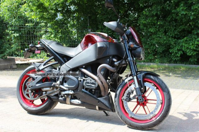 2009 Buell  XB9 S Ligthning City X Motorcycle Naked Bike photo