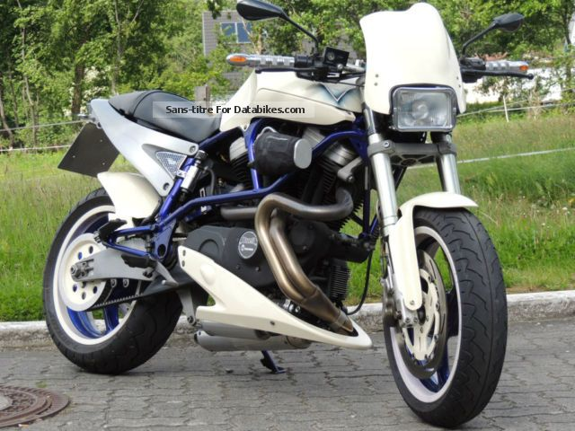 2003 Buell  X1 Lightning Motorcycle Streetfighter photo