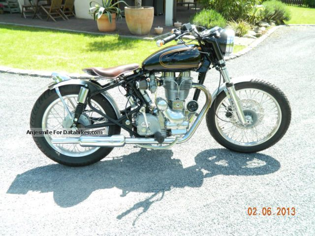Royal Enfield  Bullet 500 1961 Vintage, Classic and Old Bikes photo